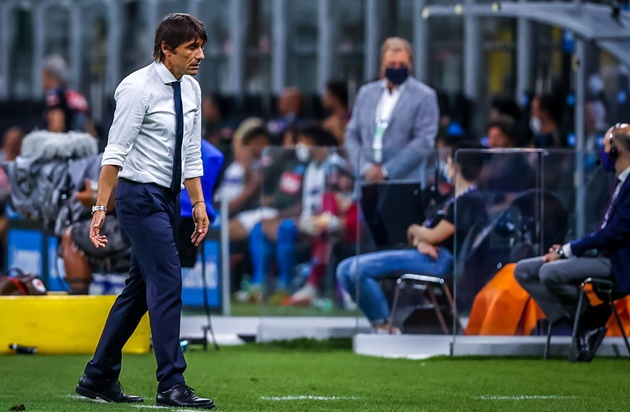 Conte và bài toán nhân sự - Bóng Đá
