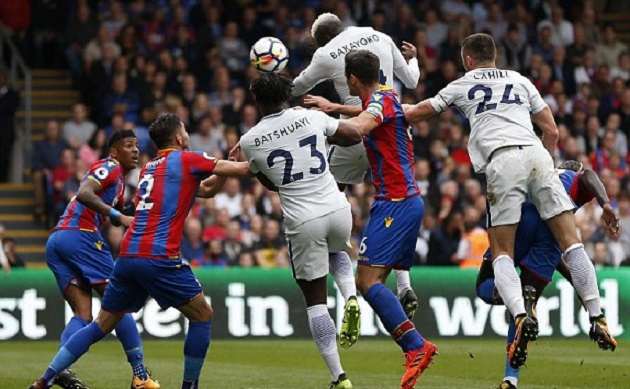 TRỰC TIẾP Crystal Palace 2-1 Chelsea: Zaha bùng nổ (H1) - Bóng Đá