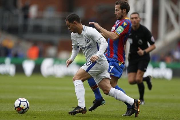 Crystal Palace 2-1 Chelsea: Đại địa chấn - Bóng Đá