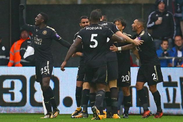 Leicester - Bóng Đá