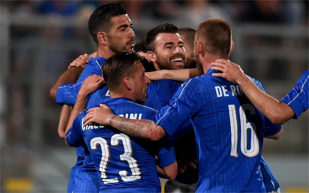 02h45 ngày 11/11, Thụy Điển vs Italia: Thiên thanh trở về bản ngã - Bóng Đá