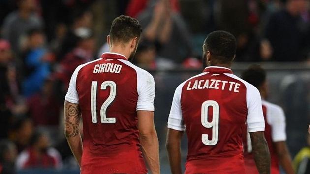 Arsenal và những kịch bản