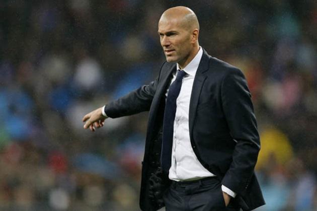 Zidane: Real Madrid sẽ trở lại mạnh mẽ vào tháng Hai - Bóng Đá