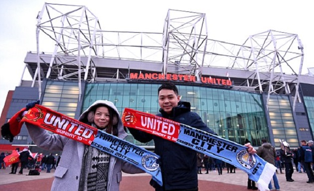 TRỰC TIẾP Man Utd vs Man City: Đội hình dự kiến - Bóng Đá