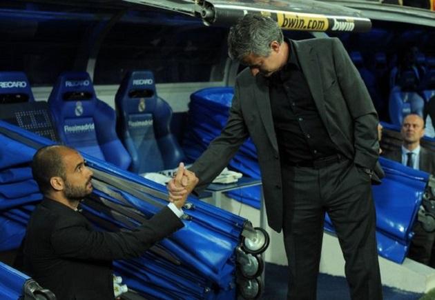 Pep cẩn thận, Mourinho có thể chơi tấn công - Bóng Đá