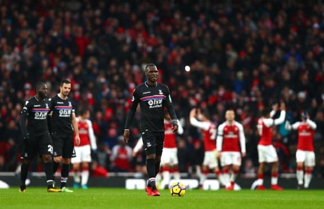 TRỰC TIẾP Arsenal 4-0 Crystal Palace: Lacazette giải hạn (H1) - Bóng Đá