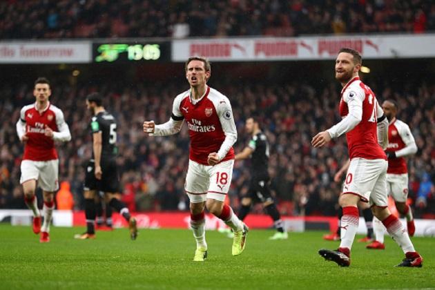 5 điểm nhấn Arsenal 4-1 Crystal Palace: Không Sanchez, không thành vấn đề - Bóng Đá