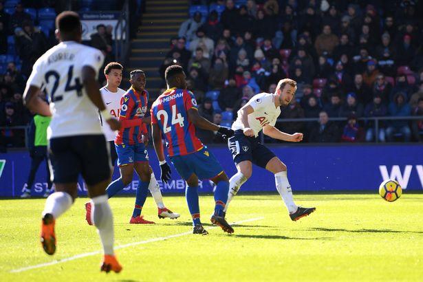 Kane lập hàng loạt kỉ lục sau trận thắng Crystal Palace - Bóng Đá