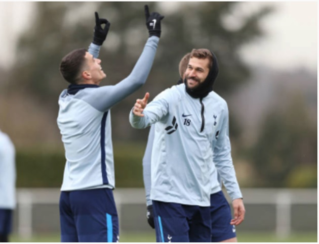 Sau cú sốc trước Juventus, dàn sao Tottenham nhanh chóng lấy lại khí thế trên sân tập - Bóng Đá