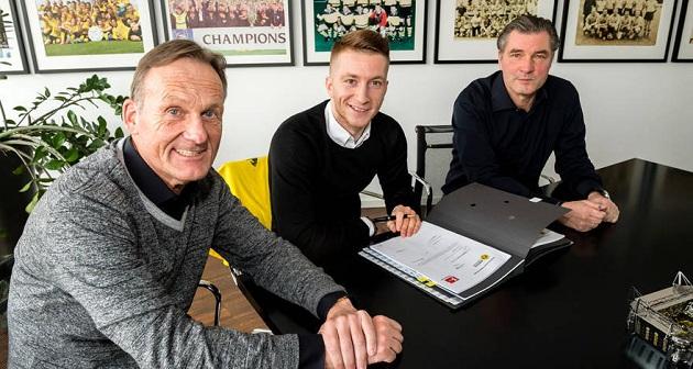Reus nói gì sau khi chốt tương lai với Dortmund? - Bóng Đá