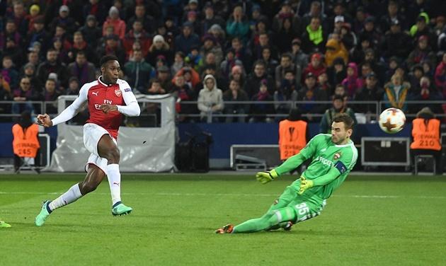 Chấm điểm Arsenal: Chân giá trị của Danny Welbeck - Bóng Đá