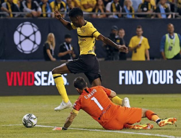 5 điểm nhấn Man City 0-1 Dortmund: Sàn diễn của những