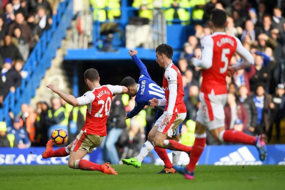 3 cặp đấu quyết định thành bại cặp đấu Chelsea vs Arsenal - Bóng Đá