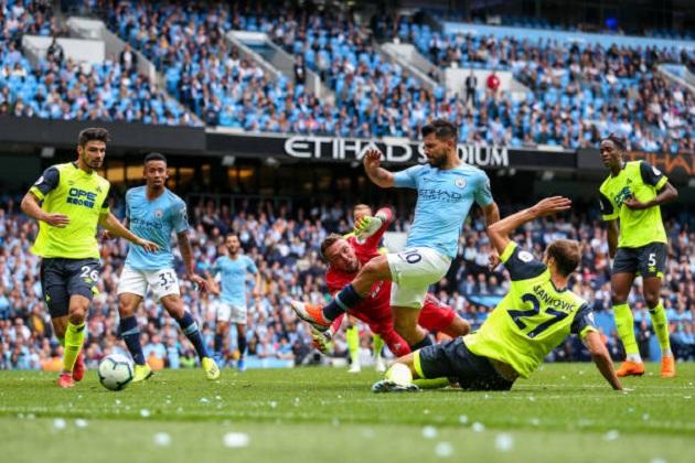 TRỰC TIẾP Man City 3-1 Huddersfield: Stankovic rút ngắn cách biệt (H1) - Bóng Đá