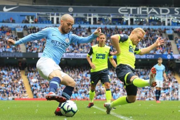 TRỰC TIẾP Man City 0-0 Huddersfield: Sức ép ngàn cân (H1) - Bóng Đá