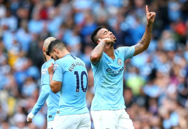 TRỰC TIẾP Man City 3-0 Huddersfield: Aguero lập cú đúp (H1) - Bóng Đá