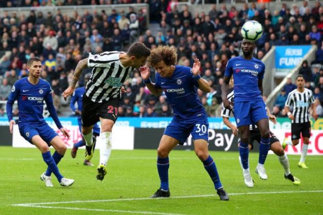 TRỰC TIẾP Newcastle 1-2 Chelsea: Người hùng Alonso (H2) - Bóng Đá