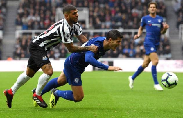 TRỰC TIẾP Newcastle 0-0 Chelsea: The Blues nôn nóng (H2) - Bóng Đá