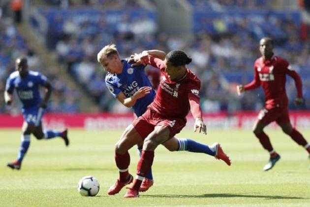 TRỰC TIẾP Leicester 0-1 Liverpool: Sức ép ngàn cân (H1) - Bóng Đá