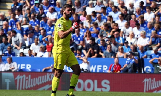TRỰC TIẾP Leicester 0-1 Liverpool: Đôi công sòng phẳng (H1) - Bóng Đá