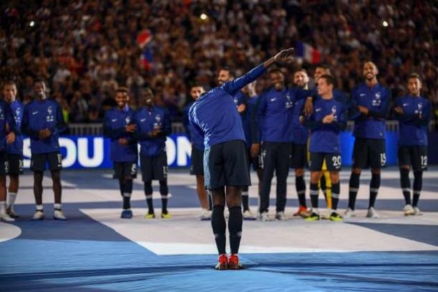 5 điểm nhấn Pháp 2-1 Hà Lan: Giroud chứng tỏ chân giá trị, Cơn lốc da cam chuyển mình - Bóng Đá