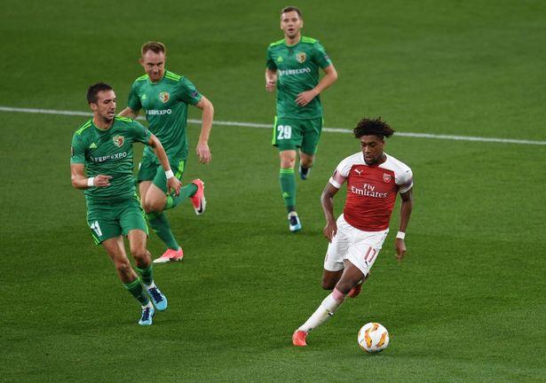 5 điểm nhấn Arsenal 4-2 Vorskla: Emery hồi sinh