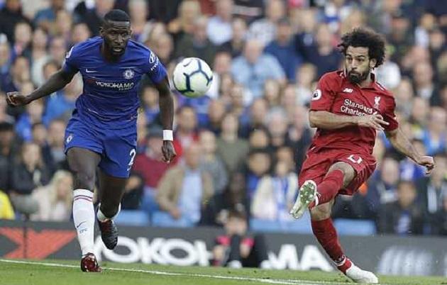 TRỰC TIẾP Chelsea 0-0 Liverpool: Salah cóng chân (H1) - Bóng Đá