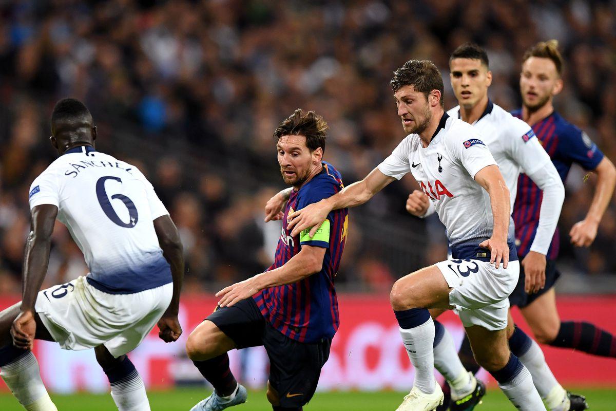Dư âm chiến thắng Barca: Messi