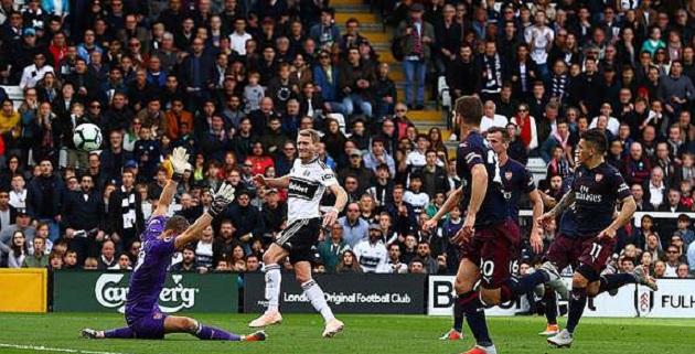 TRỰC TIẾP Fulham 1-1 Arsenal: Schurrle tái lập thế cân bằng (H1) - Bóng Đá