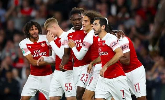 TRỰC TIẾP Fulham vs Arsenal: Đội hình dự kiến - Bóng Đá