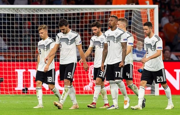 Bạn đã hiểu vì sao tuyển Đức thất bại chưa? - Bóng Đá