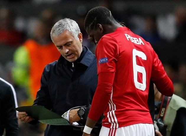 5 cầu thủ khiến Mourinho thất bại trong việc xây dựng đội hình tại Man Utd - Bóng Đá