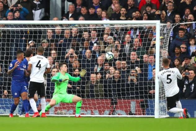 Chelsea thắng trận, Kepa vẫn suýt hại Sarri với pha bóng ngớ ngẩn khó tin - Bóng Đá