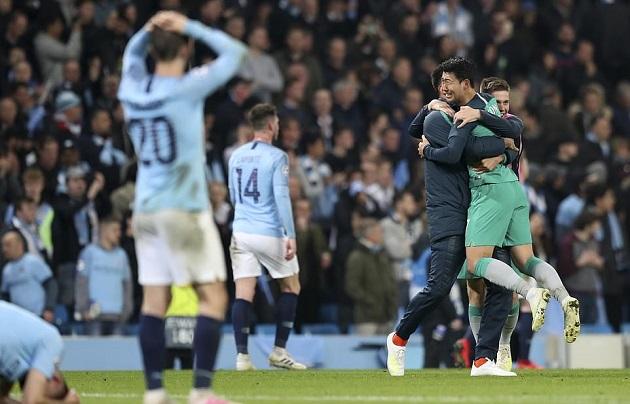 5 điểm nhấn Man City 4-3 Tottenham: Pep chưa thoát