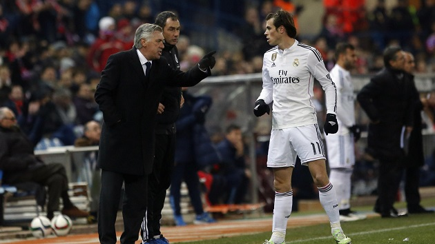 Tại sao vừa cập bến Real, Ancelotti lại vỗ về