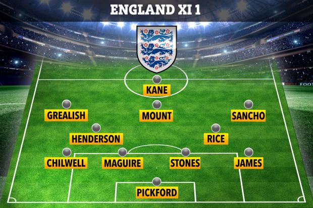 5 đội hình mà tuyển Anh có thể dùng trận ra quân gặp Croatia - Bóng Đá