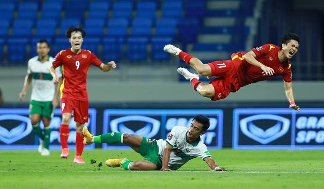 Việt Nam sẽ ra sân với đội hình nào ở trận gặp Malaysia? - Bóng Đá