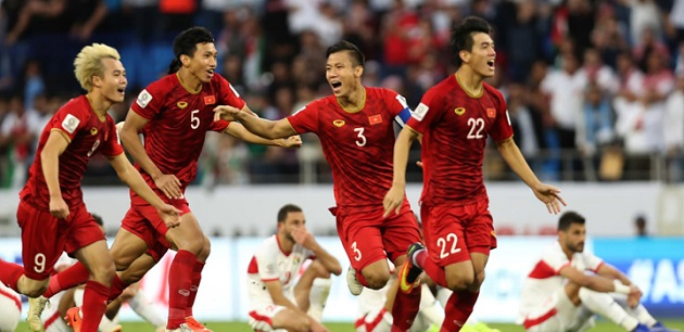 Việt Nam có thể tham dự World Cup 2026! Đó không phải chuyện viễn vông - Bóng Đá