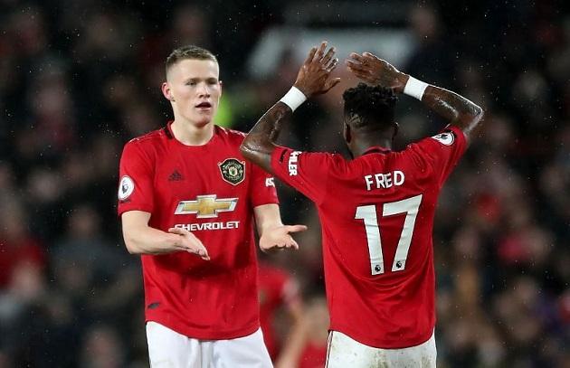Fred đã sẵn sàng cho sự xáo trộn lớn ở Man Utd - Bóng Đá