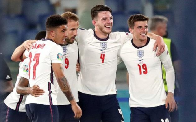 Nếu tuyển Anh vô địch thì đó là vì họ xứng đáng - Bóng Đá