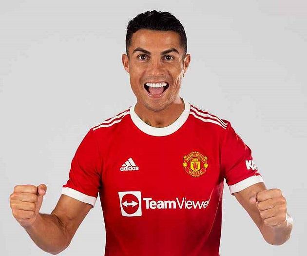Dù chưa ra sân, Ronaldo đã mang về cho Man Utd một khoản lợi to lớn - Bóng Đá