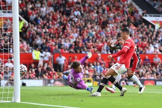 Với Ronaldo, Man Utd đang sở hữu hàng công dày nhất trong nhóm Big 4
