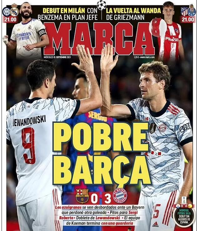 Thượng tầng Barca sắp có biến sau trận thua tủi hổ trước Bayern Munich - Bóng Đá