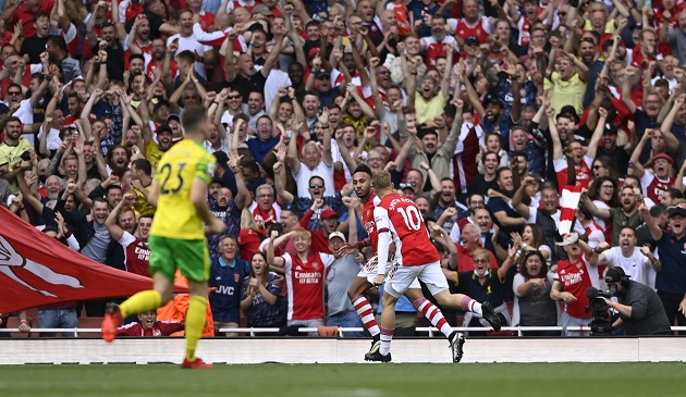 Lực lượng Arsenal trước trận gặp Burnley:  - Bóng Đá