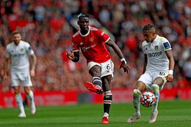 Tại sao Pogba ở Man Utd không thể bùng nổ như khi lên tuyển? - Bóng Đá