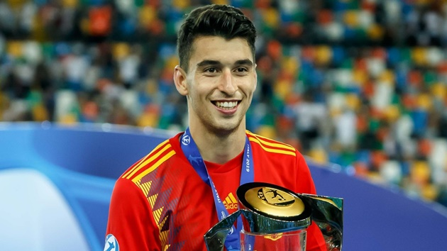 The price on Espanyol's Marc Roca might be dropping for Bayern Munich and Real Madrid - Bóng Đá