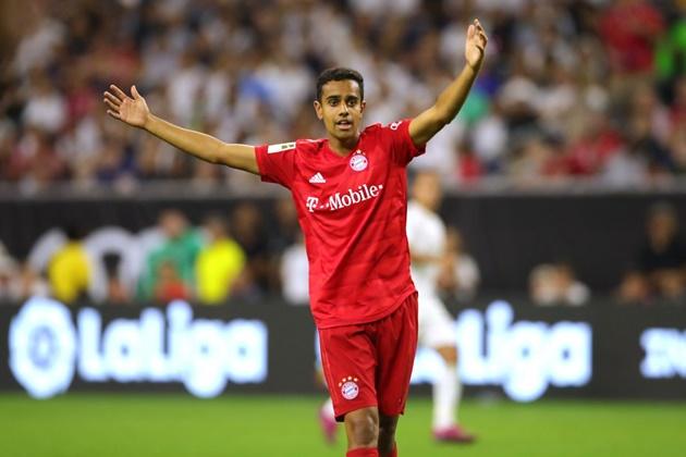 'I didn't think I'd find my feet so quickly' - Sarpreet Singh surprised at his Bayern Munich rise - Bóng Đá