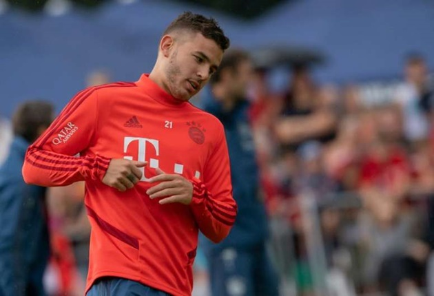 France staff want to assess Lucas Hernandez themselves against Bayern Munich's wishes - Bóng Đá