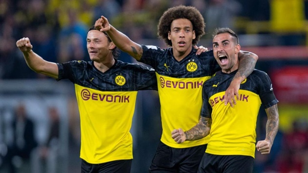Borussia Dortmund hoping to have Paco Alcacer, Nico Schulz back this weekend - Bóng Đá