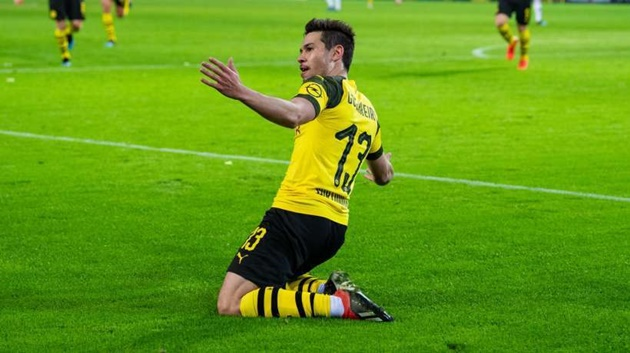 Dortmund Signs Raphael Guerreiro to Long-Term Deal - Bóng Đá